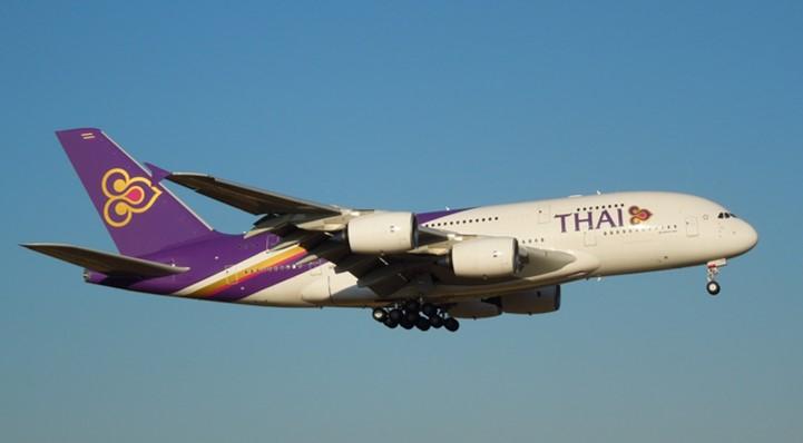 A380のランディングギア