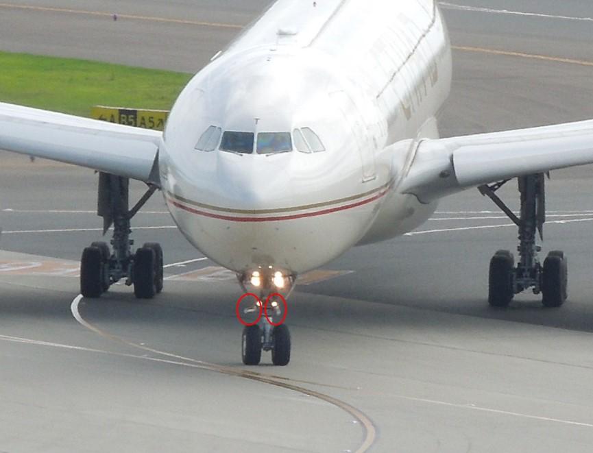 A330のステアリングアクチュエーター