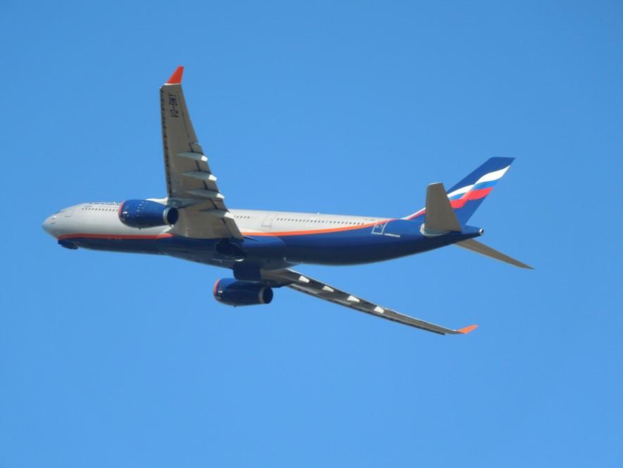 アエロフロート・ロシア航空A330-300