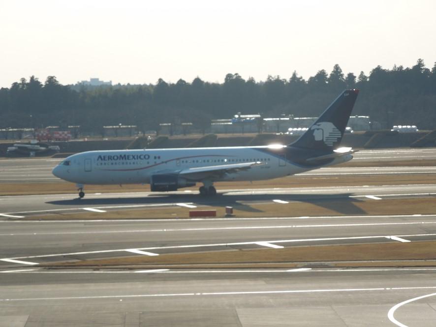 アエロメヒコ航空B767-200ER