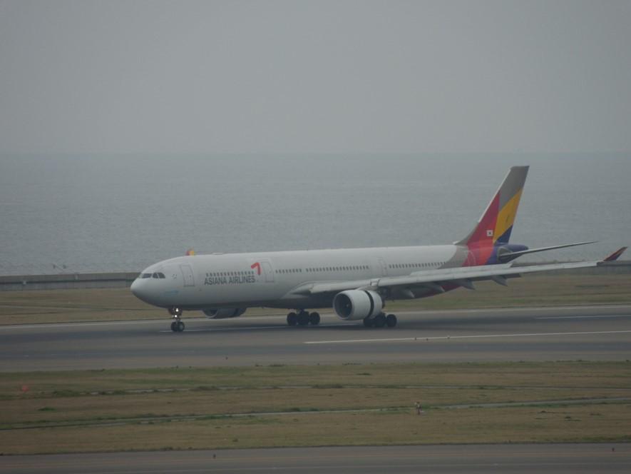 アシアナ航空A330-300