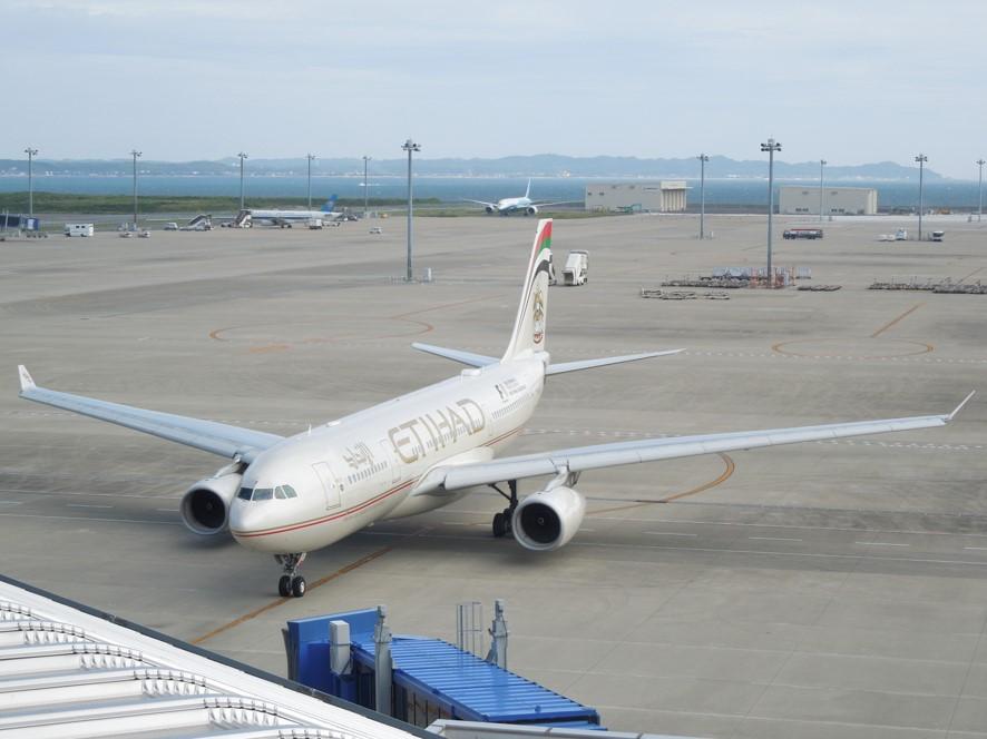 エティハド航空A330-200