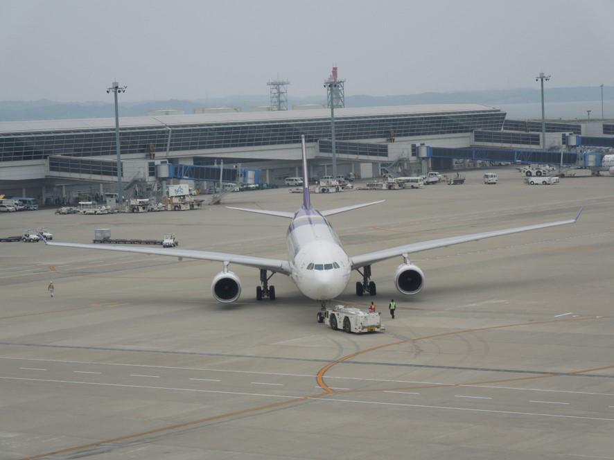 タイ国際航空A330-300