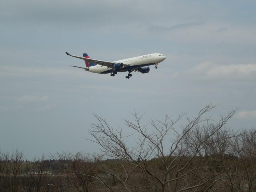 デルタ航空A330-300