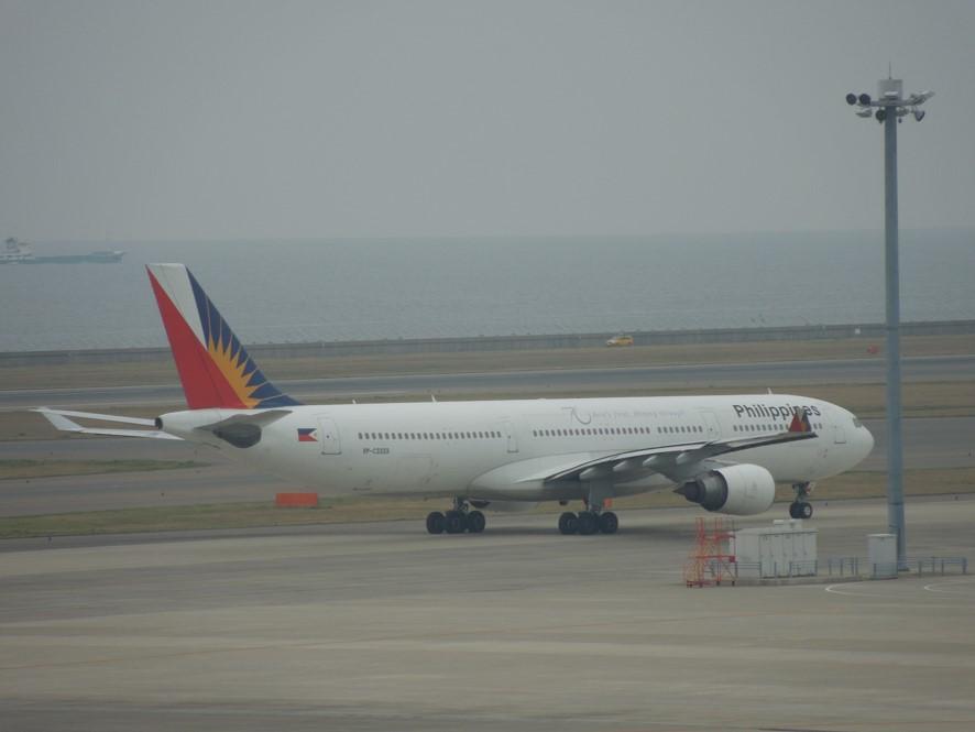 フィリピン航空A330-300