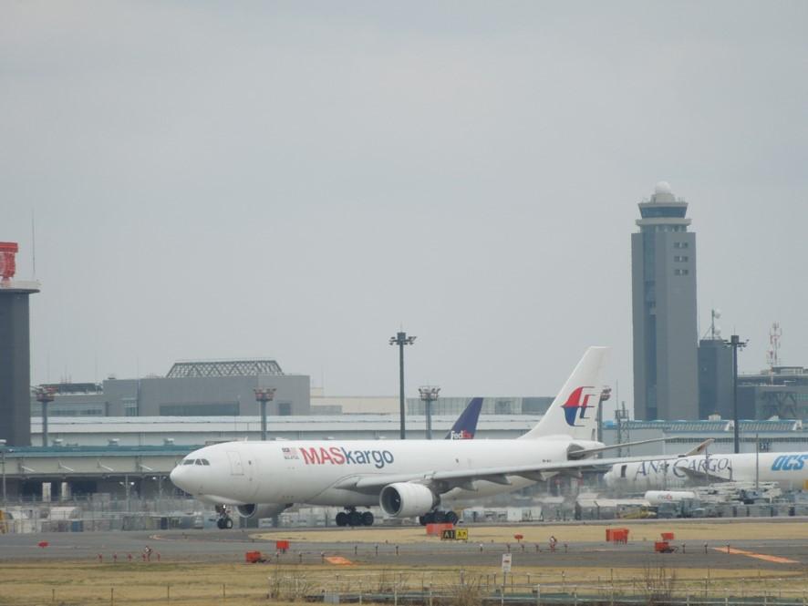 マレーシア航空A330-200F