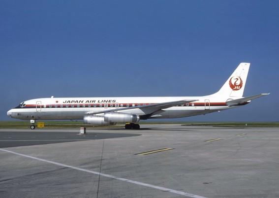 DC-8の画像