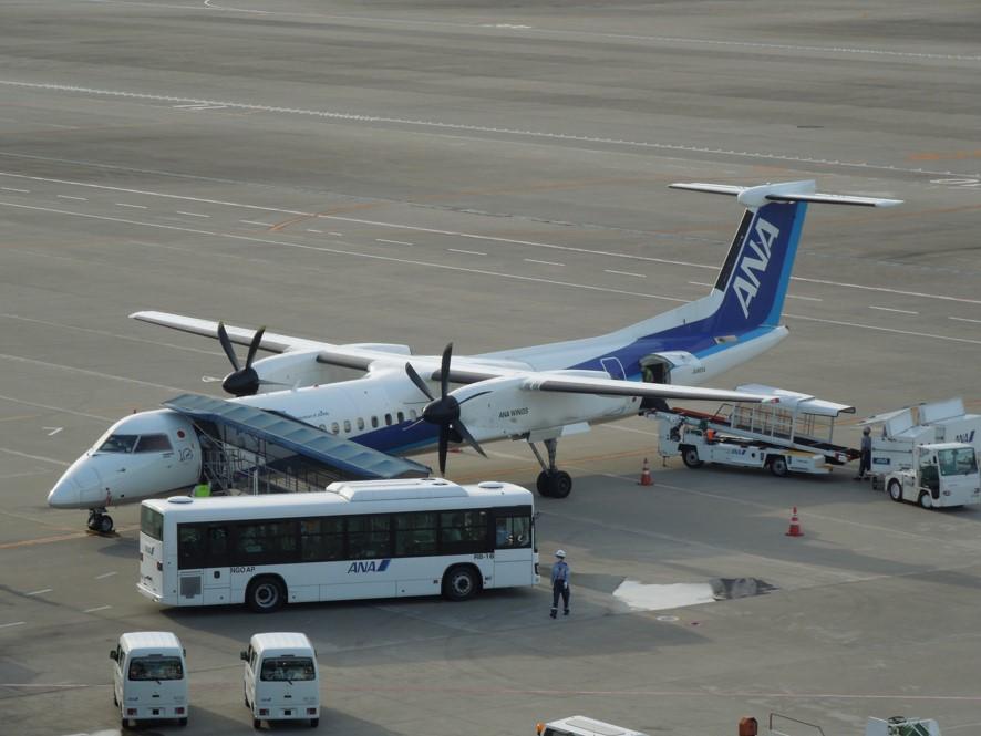 DHC-8-Q400の画像