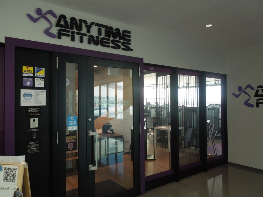 ANYTIME FITNESSの店舗